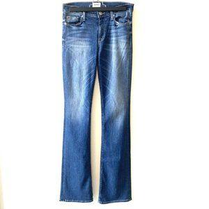 Hudson Love Mid-Rise Bootcut Stretch Jean Size 28
